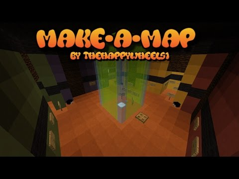 MAKE-A-MAP [MC Version 1 11 2-1 12 2] Minecraft Project