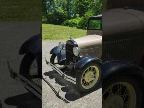 Video of '29 Model A - L8NX