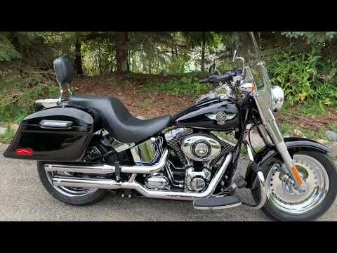 2014 Harley-Davidson Fat Boy® in Muskego, Wisconsin - Video 1