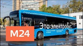 Американский эксперт оценил развитие электротранспортной системы столицы - Москва 24