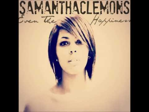 "Sneak Peek of ""Even The Happiness"" ::Samantha Clemons::"