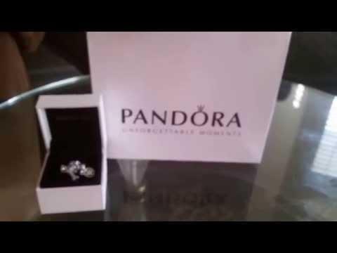 PANDORA BEADS/CHARM FOR A BANGLE BRACELET- REVIEW