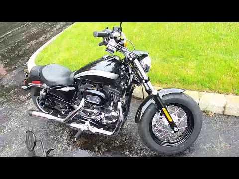 2018 Harley-Davidson Sportster 1200 Custom XL1200C