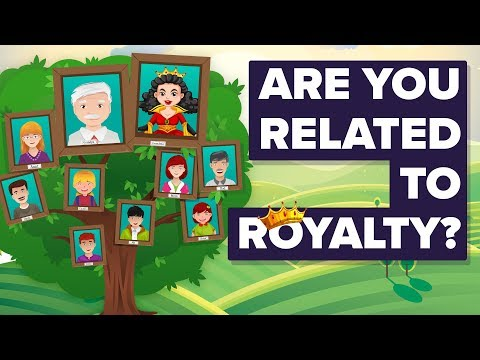 Are You Related To Royalty?
