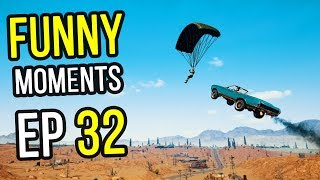 PUBG: Funny Moments Ep. 32