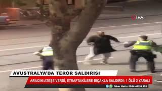 Avusturya'da terör saldırısı