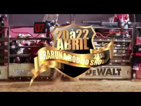 Rodeio Show em Araruna
