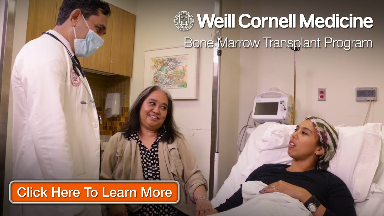 Haplo-cord Transplant NY | Leukemia Treatment NYC | Weill Cornell Medicine