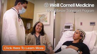 Haplo-cord Transplant NY | Leukemia Treatment NYC | Weill Cornell Medicine