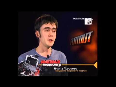 Икона видеоигр - 019 FlatOut - 18 05 2008