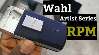 Unboxing Wahl Mobile Shaver   Wahl Artist Series #wahl #shaver
