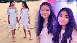 2 cô con gái xinh xắn nhà Quyền Linh:Cô chị ra dáng HH,cô em đáng yêu không phải dạng vừa