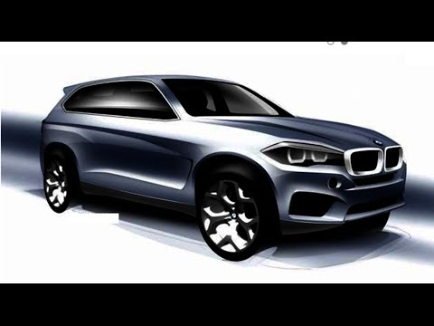 2018 BMW X7 Redesign - Redesign Exteiror and Interior - Release Date, Price, Competitors