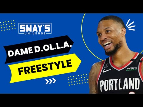 Damian Lillard Is The Best Rapper In The NBA!  Here's The Proof!