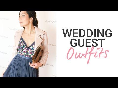 So style ich ein Hochzeitsgast-Outfit #2 | natashagibson