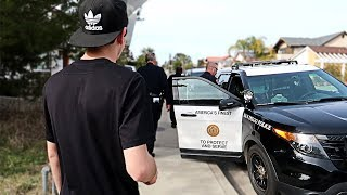 We had to call the police... - Video Youtube