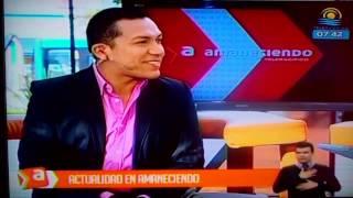 preview picture of video 'Invitación Homenaje Cristian Zapata Magazine Amaneciendo'