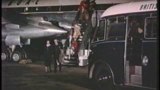 BOAC presents: Tomorrow Is Theirs - 1950s Promo Film (Part 1 of 3)