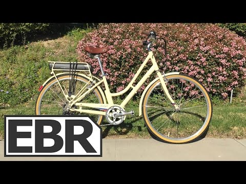 Raleigh Superbe iE Video Review – Beautiful Vintage Styled Electric Bicycle