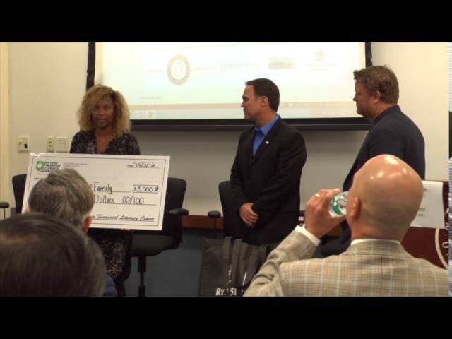 San Diego Military family awarded $3000.00 Boost for Our Heroes Award