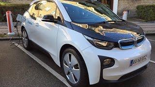 DriveNow i København (BMW i3) - 2015 review