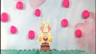 lego spongebob jellyfish jam