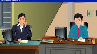 Telephonic or Video Interview