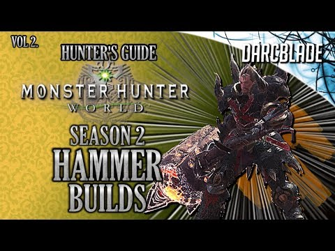 Download Amazing Hunting Horn Builds Mhw Build Series Video 3GP Mp4