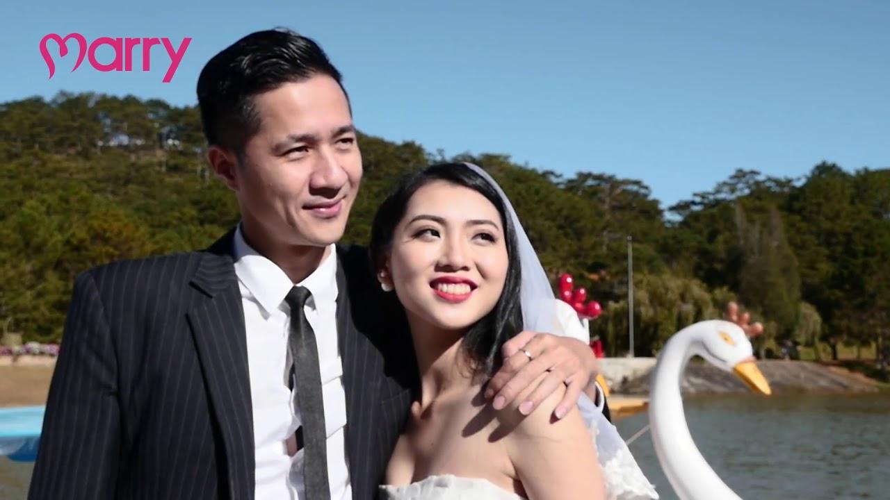 Chụp ảnh cưới 3 in 1, tiết kiệm chi phí - TTC World Thung Lũng Tình Yêu