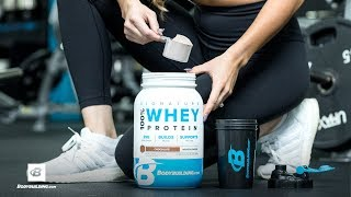 Which Protein is Right for You? ⚡Protein Stacks Giveaway⚡ | Brain Gainz