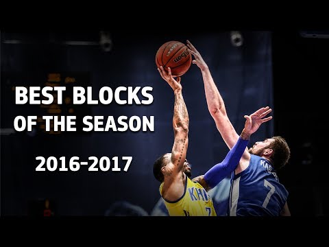Best Blocks of the Season 2016-2017