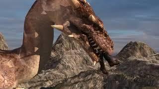 Dragon vore
