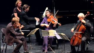 Johannes Brahms - Piano Quartet No. 1 in G minor, Op. 25 - 1st mov.