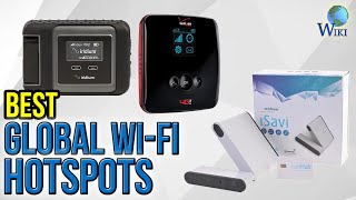 8 Best Global Wi-Fi Hotspots 2017