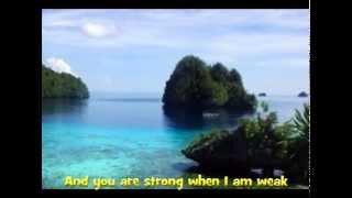 The Love I found In You, Jim Brickman - with lyrics