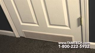 TAMARACK  Technologies (RETURN AIR PATHWAYS) (Transfer Grilles)