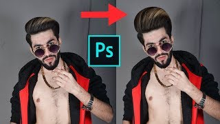 How To Hair Long And Color With Liquify Tool In Photoshop In Urdu \ Hindi
