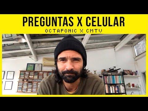 Octafonic video #Preguntas x celular - CMTV Octubre 2017