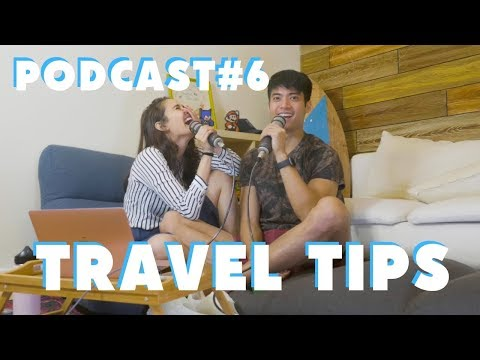 6: Travel tips from travel buddies [Behind Relationship Goals]