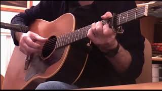 Banks of Ohio  - cover Doc Watson