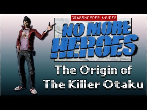 No More Heroes | The Origin of the Killer Otaku [PART ONE]