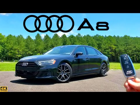 External Review Video krlayiijWt0 for Audi A8, A8L & S8 Sedan (D5 Typ 4N)