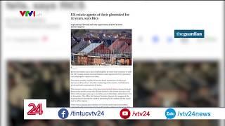 Nhu cầu nhà tại Anh xuống thấp nhất trong nhiều năm | VTV24