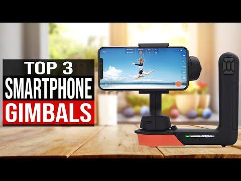 TOP 3: Best Smartphone Gimbals 2020