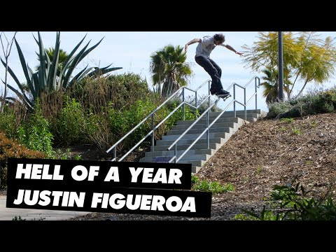 """preview image for Hell of a Year: Justin """"Figgy"""" Figueroa"""