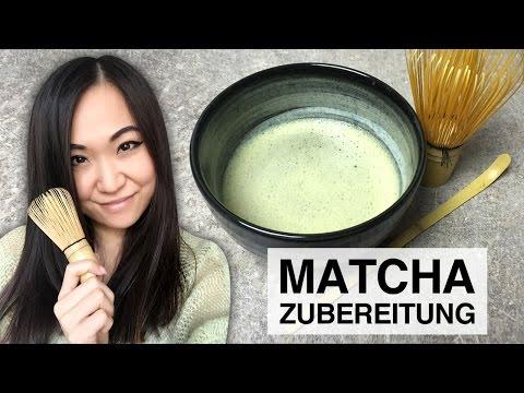Matcha Zubereitung | Matcha Tee Wirkung