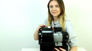 Радиальный вентилятор Bahcivan OBR 140 M-2K от компании ПКФ «Электромотор» - видео 2