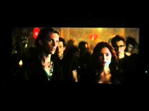 The Mortal Instruments City of Bones Jace's Scene Magnus Bane Party