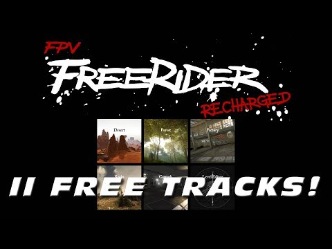 2 free tracks for FPV Freerider Recharged :)