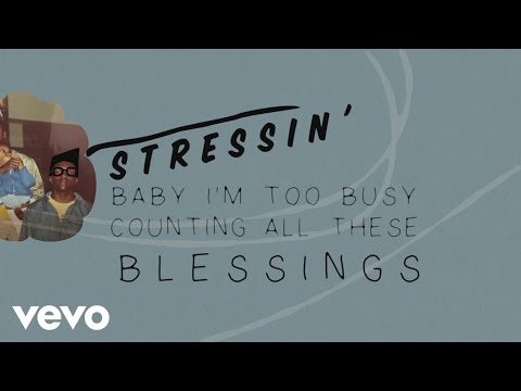 Blessings (Lyric Video) [Feat. Ty Dolla $ign]